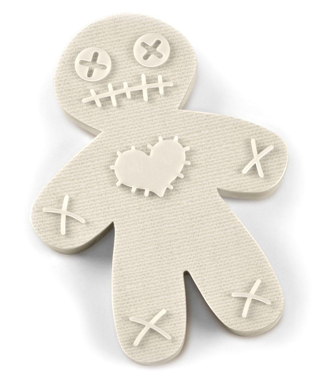 Voodoo Cookie Stamp For Halloween