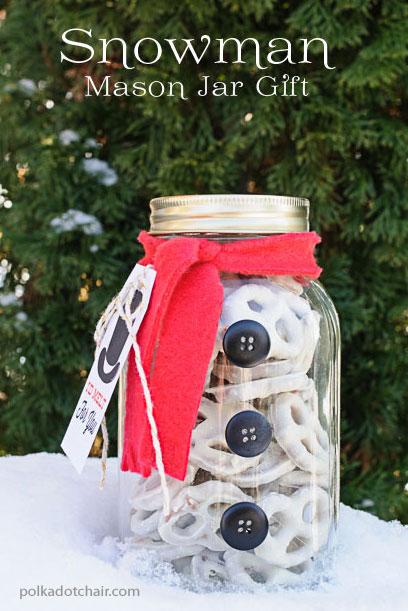 snowman-mason-jar-gift-polkadotchair