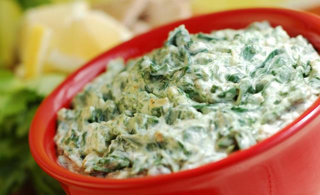 RecipeHot Baked Spinach  Artichoke Dip Better Living