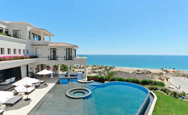 Villa Paradiso Perduto Los Cabos Mexico Luxury Villa Rental