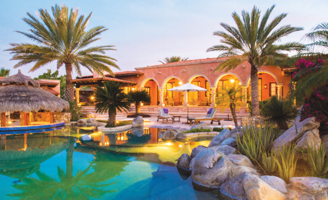 Villa Vista Ballena Los Cabos Luxury Rental