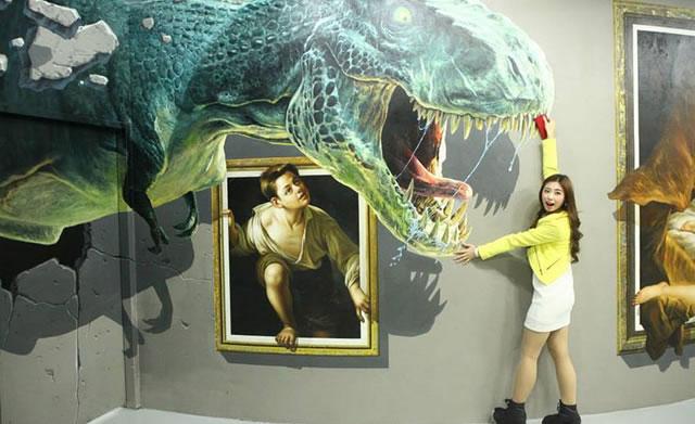 Art in Island Selfie Museum in Philippines