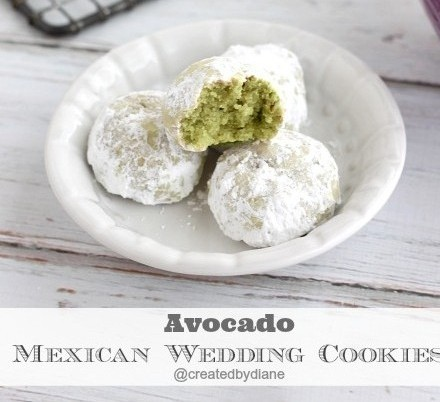 Avocado-Mexican-Wedding-Cookies-@createdbydiane