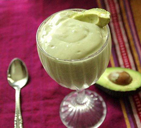 vietnamese- avocado-shake