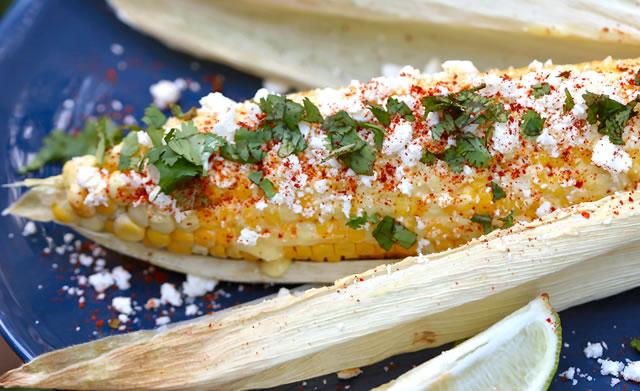 Authentic Mexican Street Vendor Corn Recipe
