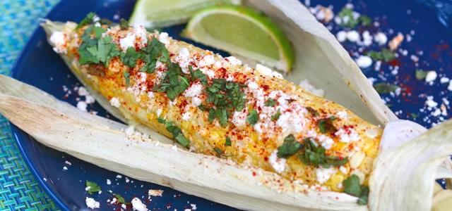 Mexican Street Vendor Corn Recipe