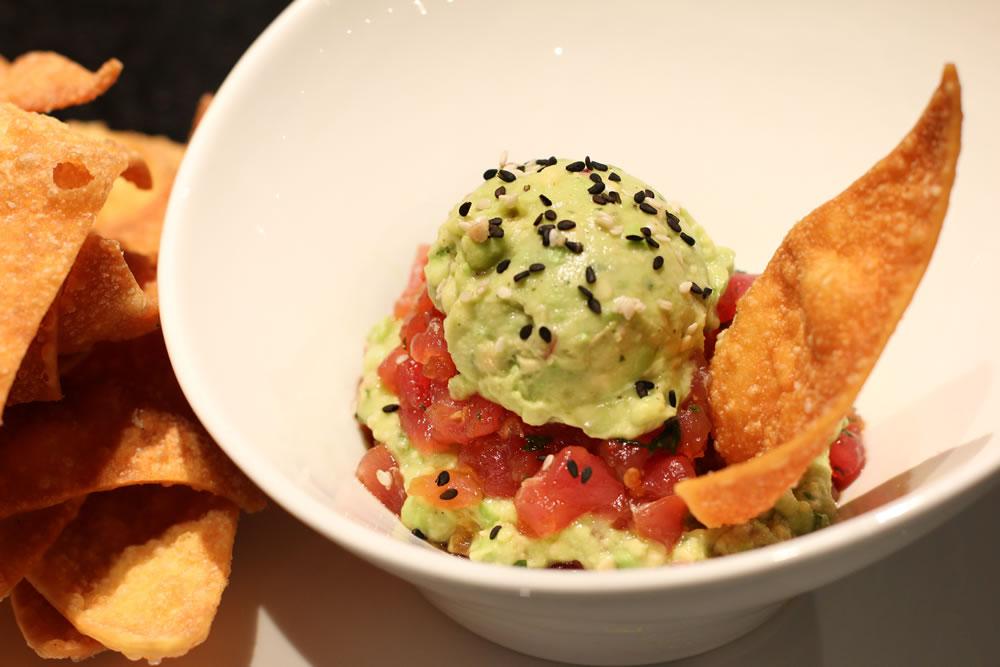 Asian Chips & Salsa | M Bar @ Renaissance Washington, DC Dupont Circle Hotel