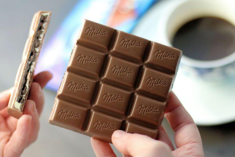 Milka Oreo Candy
