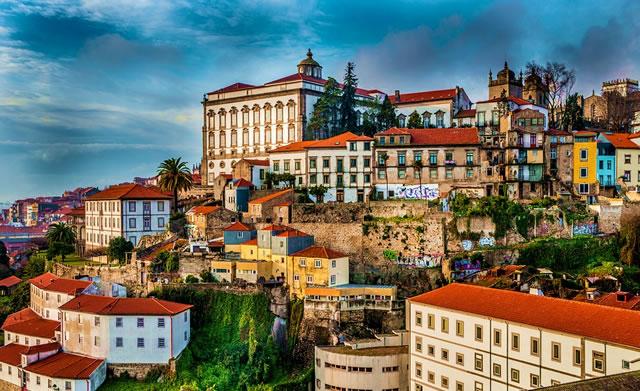 Views of Porto Portugal