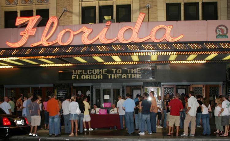Florida Theatre Jacksonville Florida