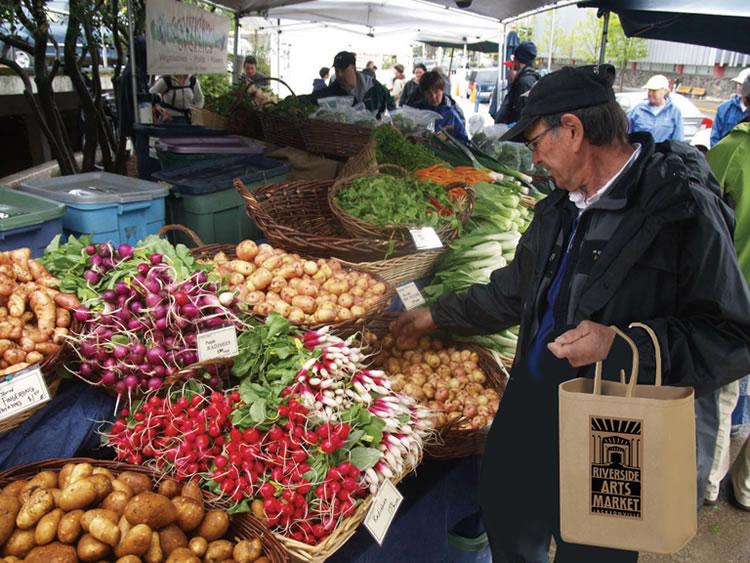 Riverside Arts Farmers Market Jacksonville Florida
