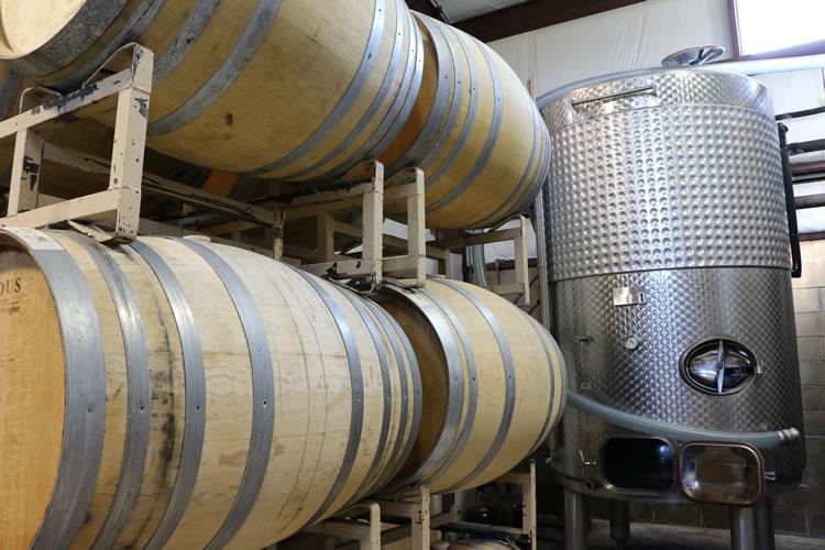Chatham Winery in Machipongo, Virginia | www.onbetterliving.com
