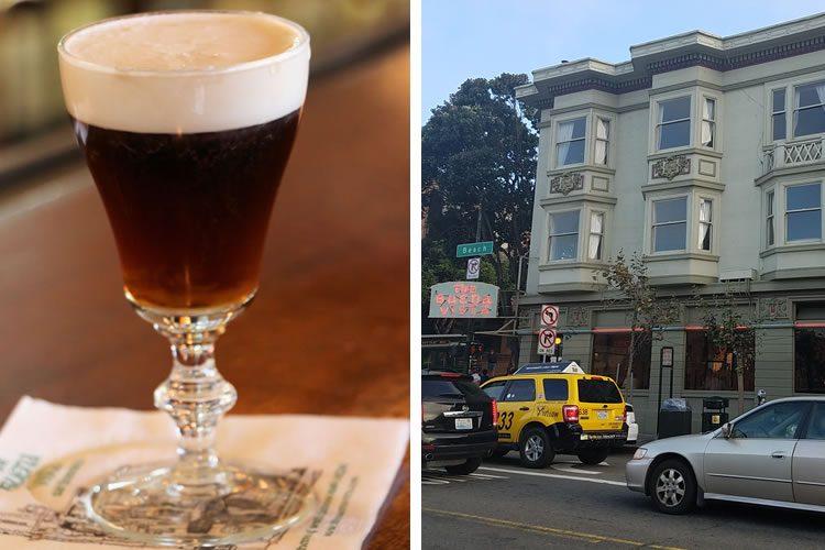 The Buena Vista Irish Coffee And Restuarant Front