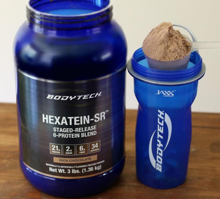 bodytech hexatein review