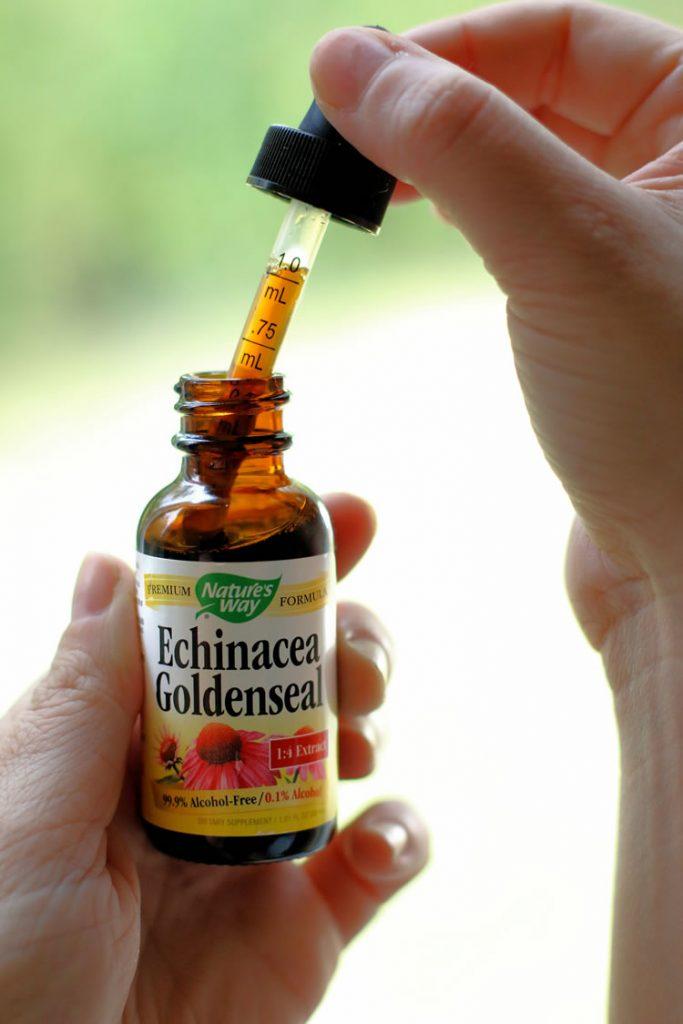Natures Way Echinacea Goldenseal