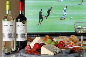 Trivento Wine: Host An Major League Soccer Party malbec