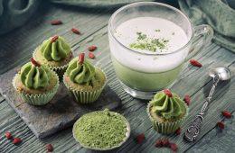 natural green dessert recipes