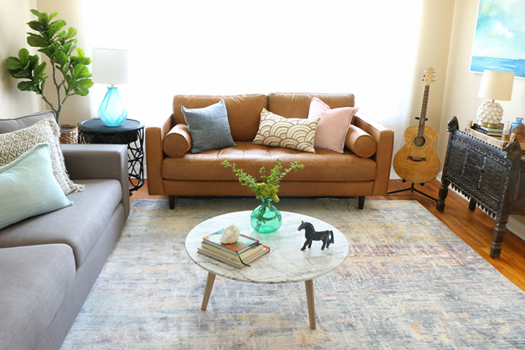 Article Furniture's Sven Sofa