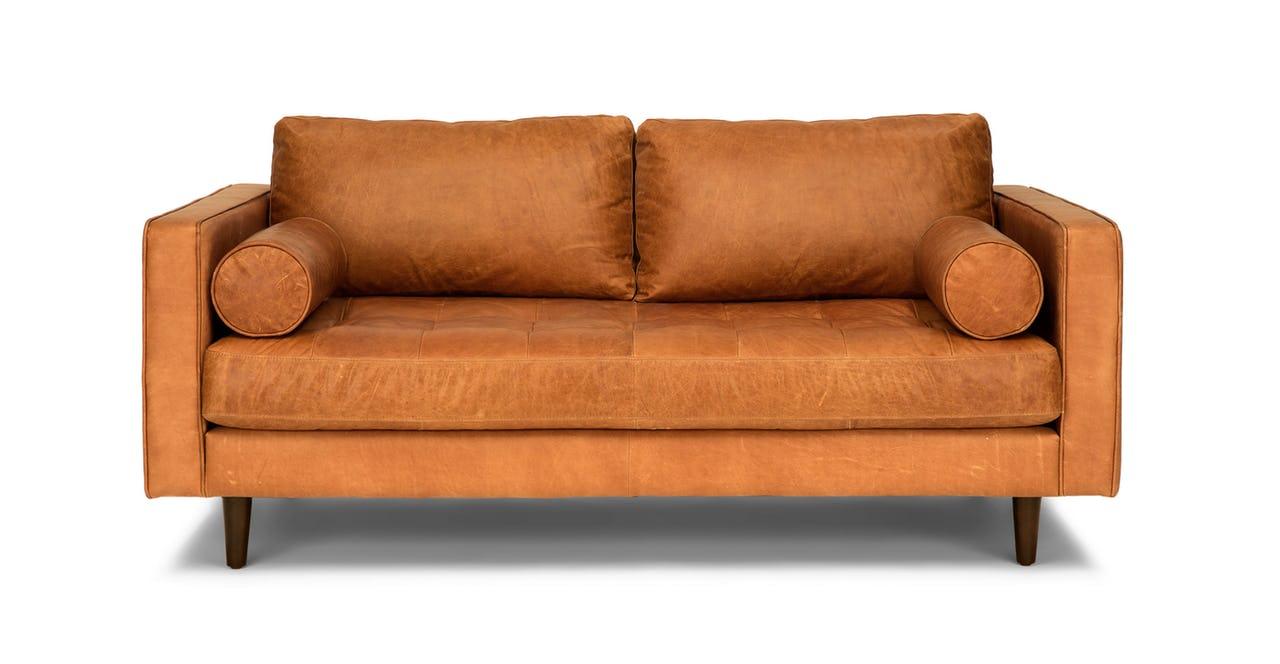 Article Sven 72 Inch Sofa In Charme Tan