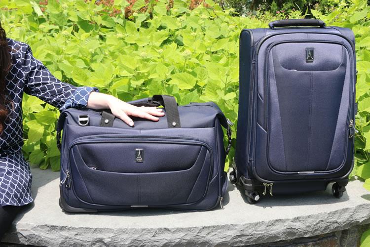 Travelpro Maxlite Spinner and Duffel