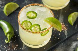 Recipe Spicy Jalepeno Margarita