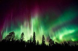Northern Lights Aurora Borealis U.S. Alaska Fairbanks