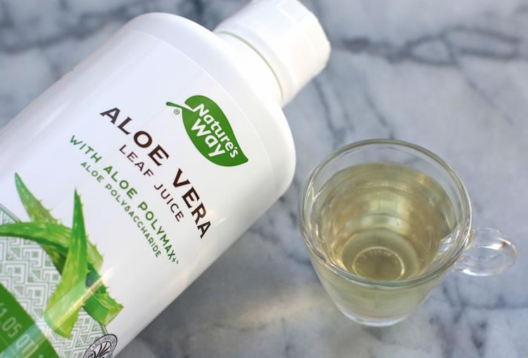The Benefits of liquid nature's way Aloe Vera For Gut Health