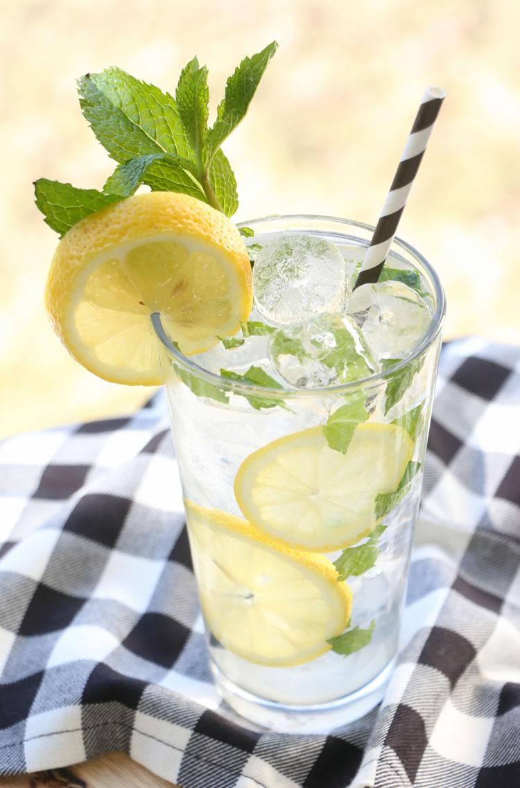 Recipe: Sugar Free Mint Lemonade Splenda Stevia naturals
