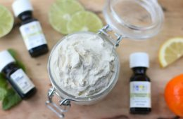DIY Citrus Mint Body Butter Recipe With Essential Oils Cocoa Butter Shea Butter