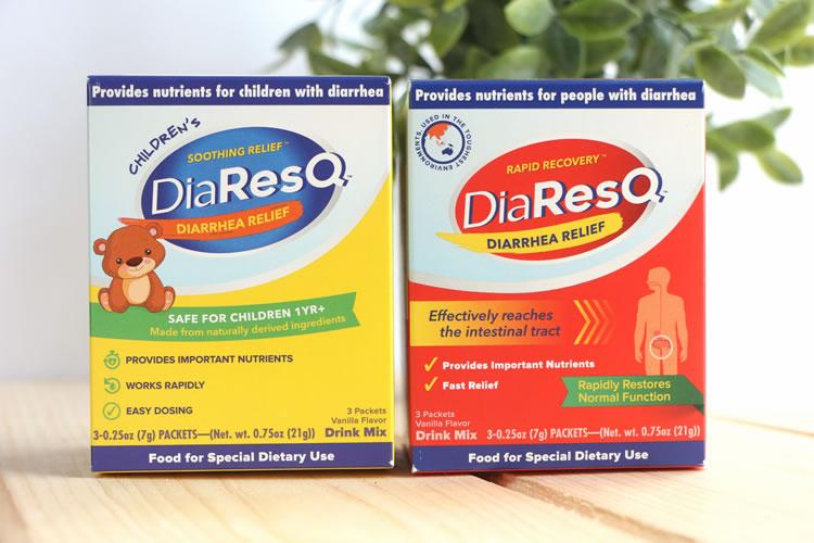 DiaResQ