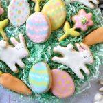 Easter No-Sugar Sugar Cookies Made With Splenda