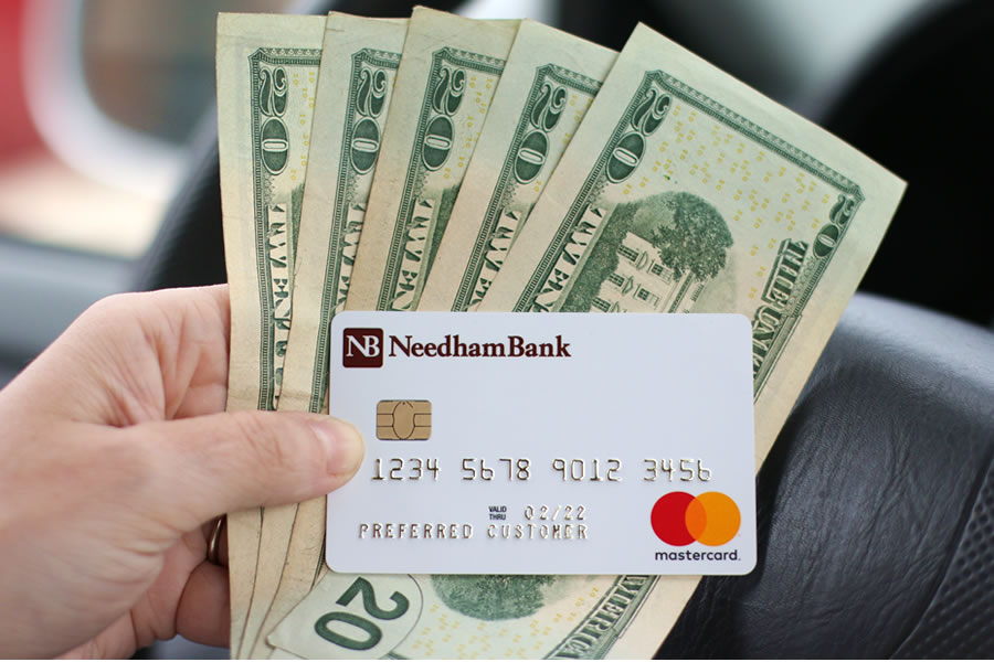 Needham Bank Debit Card