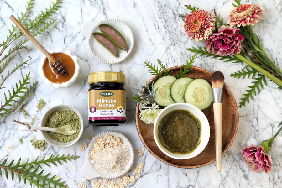 Anti-aging Manuka Honey Face Mask For For All Skin Types