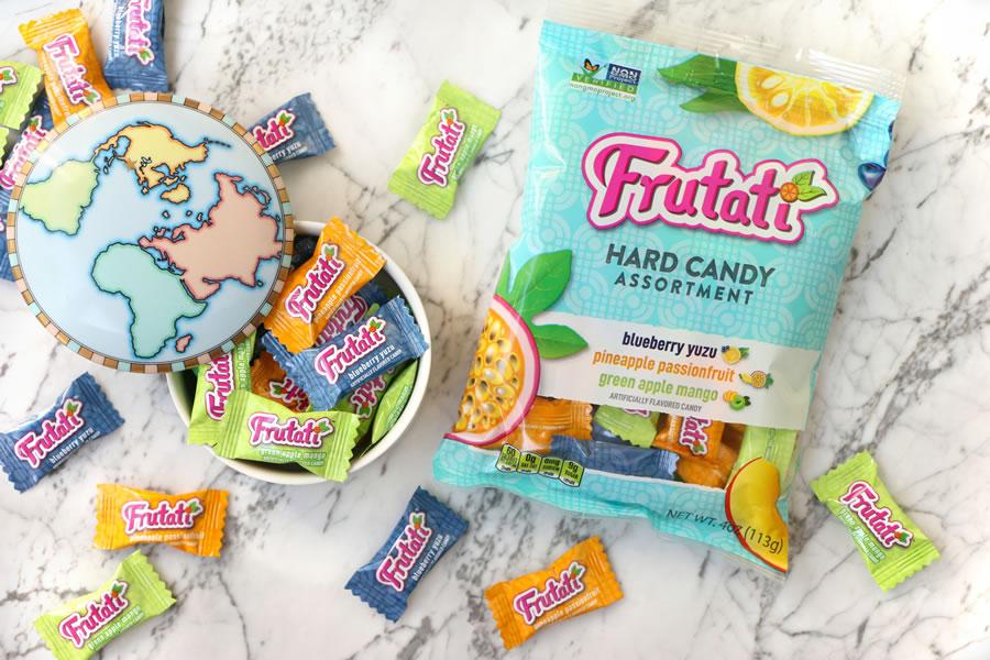 Frutati Hard Candy by Aprati | https://onbetterliving.com