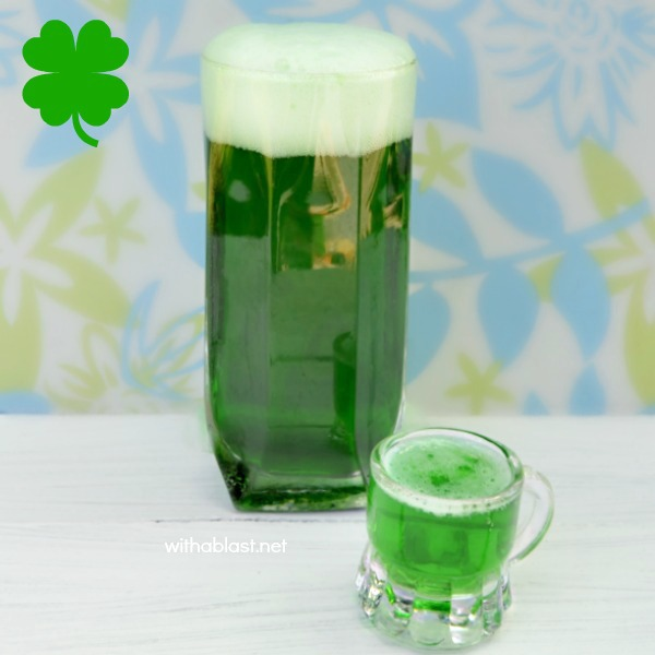 How to Make Green Beer at Home