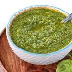 Easy Fresh Basil Pesto Recipe