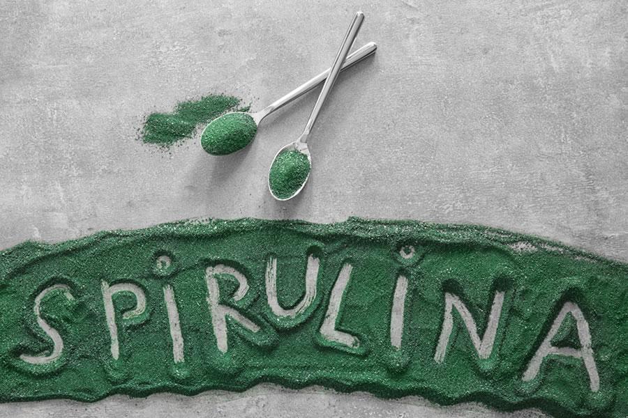Spirulina Green Superfood