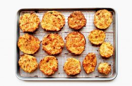 Thin & Crispy Air Fried Eggplant Recipe