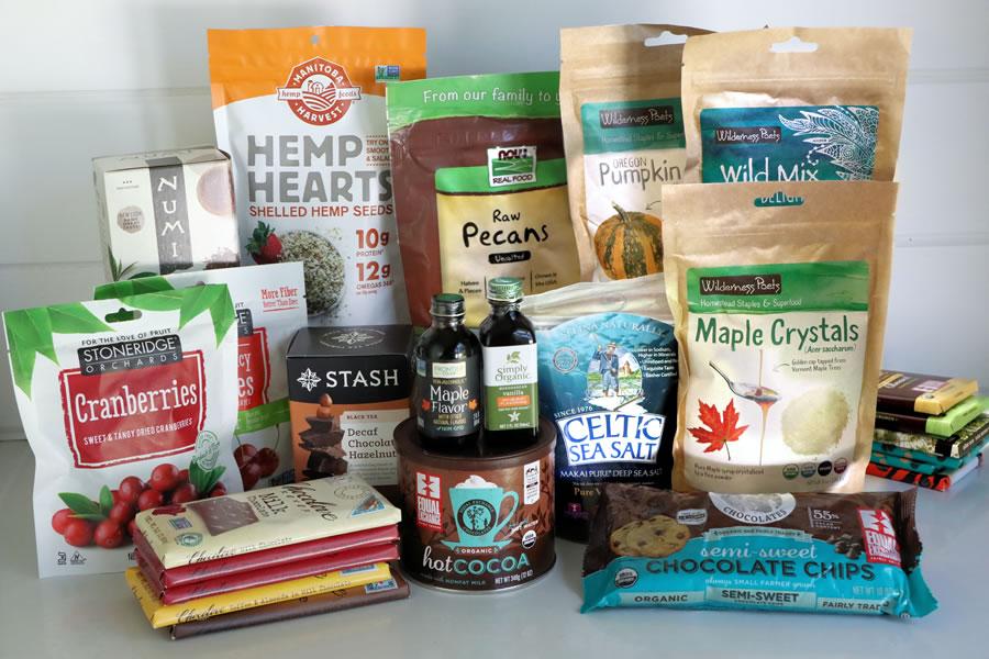 iHerb.com healthy grocery haul