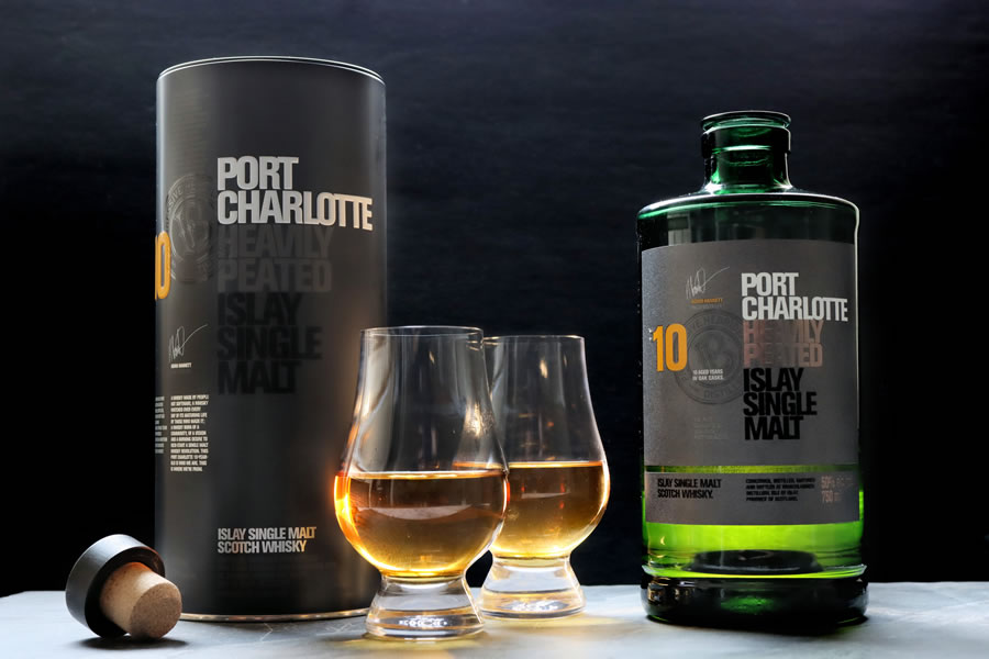 Bruichladdich Port Charlotte 10 Review