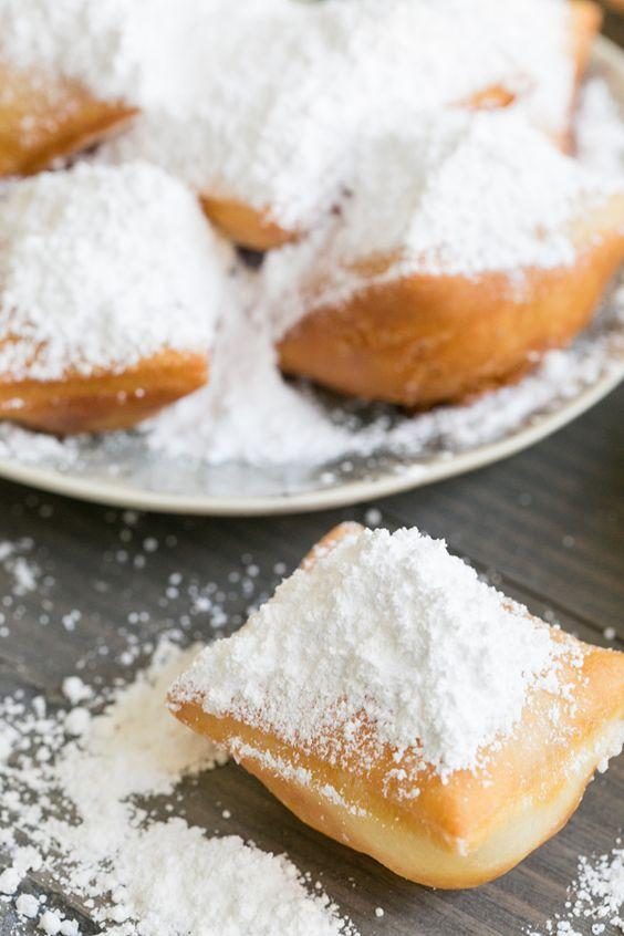 Authentic New Orleans Beignet recipe