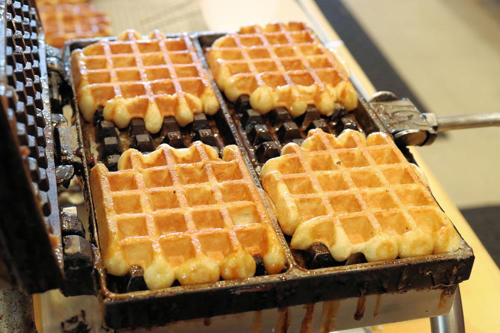 Nina's Waffles