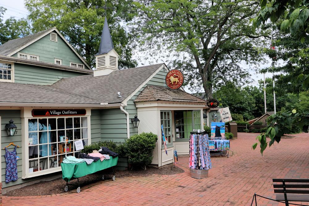 Peddler's Village 100 Peddlers Village, New Hope, PA 18938