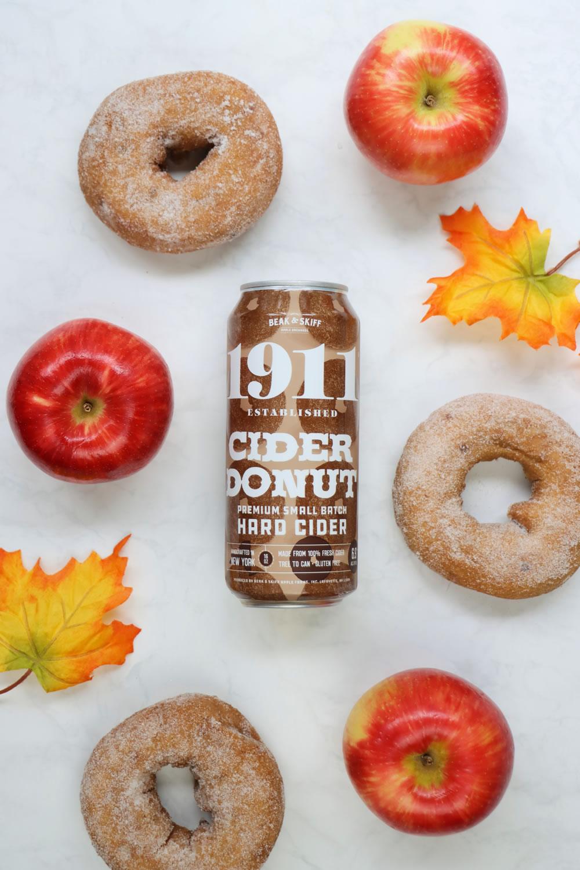 1911 Established Cider Donut Hard Cider