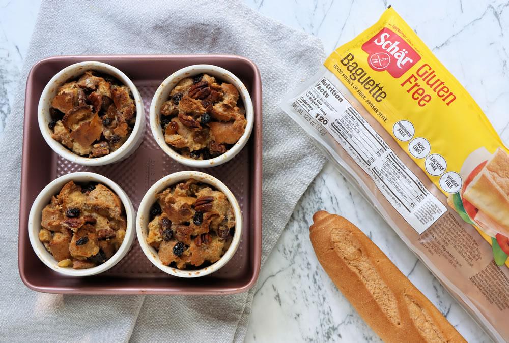 Gluten Free Bread Pudding Recipe